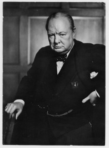 Winston-Churchill-Portrait