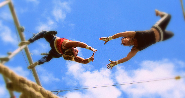 TRUST-acrobats